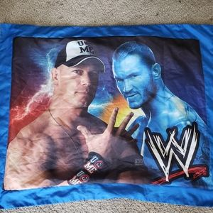 John Cena and Randy Orton Pillow Sham